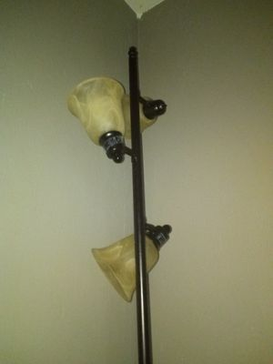 Floor lamp for Sale in Manassas, VA