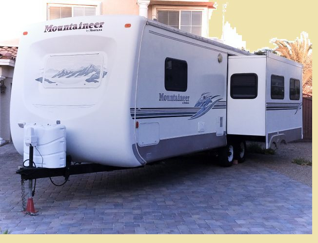 Photo Well maintained, one owner.2002 KEYSTONE MONTANA MOUNTAINEER