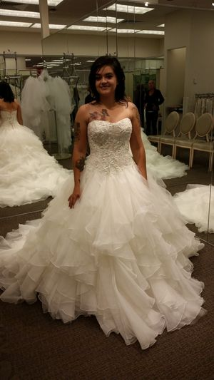 Oleg Cini Wedding Dress For In Idaho Falls Id