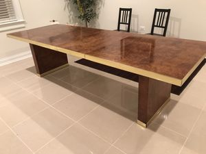 AMAZING Mid-Century Dining Room Table $5000 current value for Sale in Chicago, IL