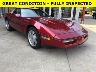 1989 Chevrolet Corvette Thumbnail