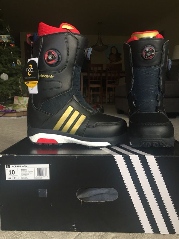 sneakers for cheap b1dea 222a7 Adidas Acerra ADV snowboard boots - Brand new!