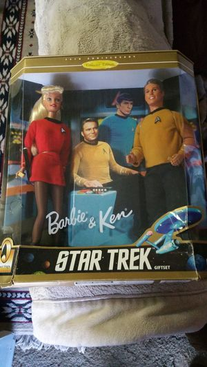 Vintage Star Trek dolls for Sale in NV, US
