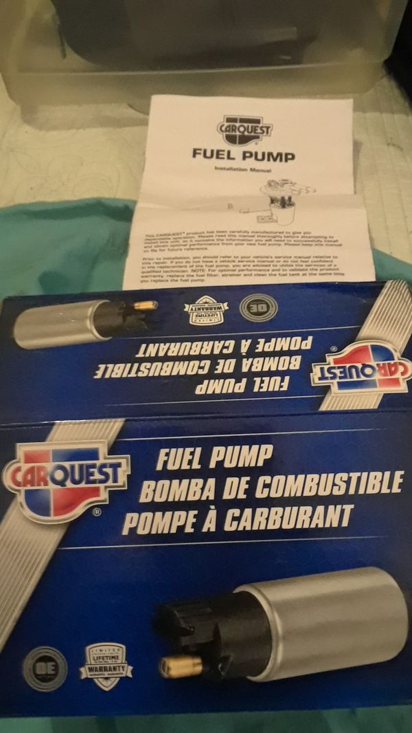 Brand New Fuel Pump For Sale In Lakeland Fl Offerup