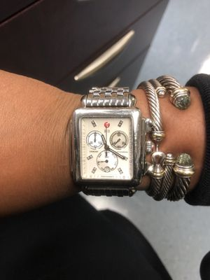 Michele Deco Non-diamond, Diamond Dial watch for Sale in Washington, DC