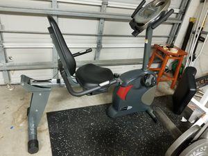 Exercise seated bike. for Sale in Kissimmee, FL