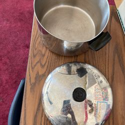 Stainless Steel Pot Thumbnail