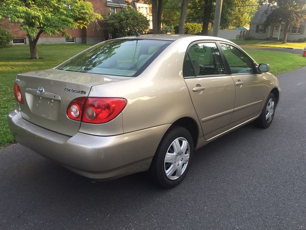 2006 Toyota Corolla Le Clean Carfax Excellent Condition For Sale In New Britain Ct Offerup