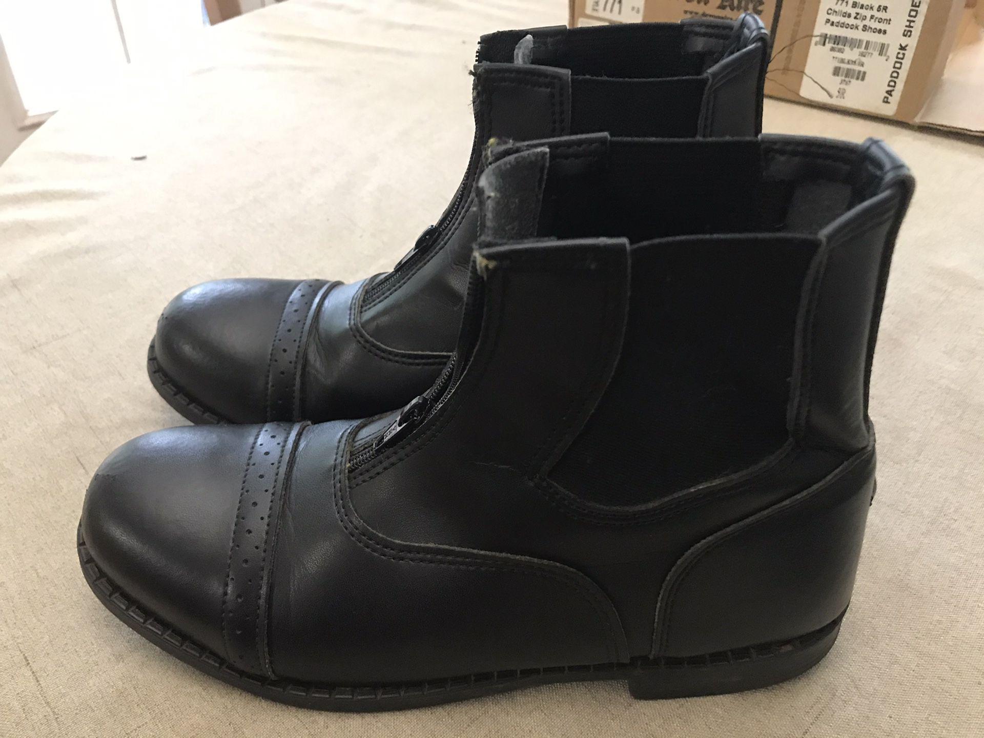 Child's Devon Aire Paddock Boots