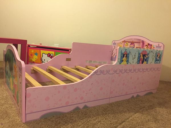 PRINCESS BED FRAME for Sale in Indianapolis, IN - OfferUp