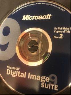 DIGITAL IMAGE SOFTWARE Thumbnail