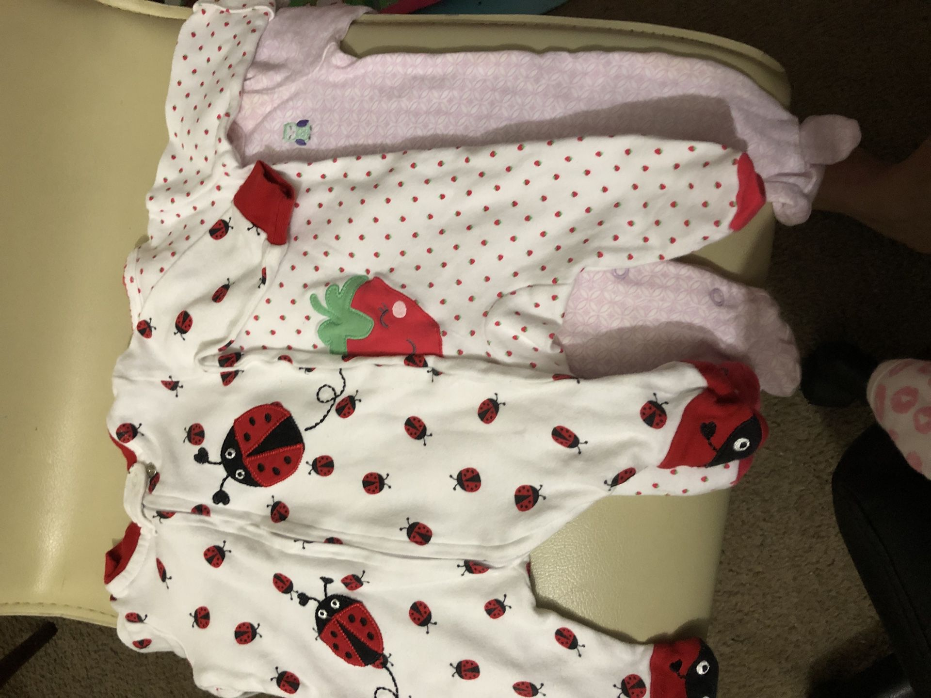 Baby girl clothes for sale $1 each , dresses at $5