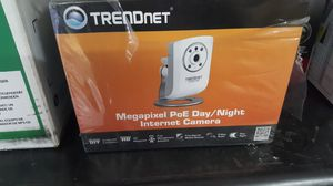 TRENDnet Megapixel Day / Night Indoor PoE Camera TV-IP572PI for Sale in Baltimore, MD
