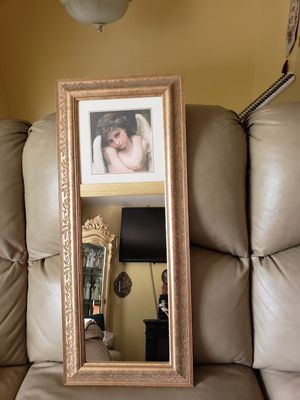 Cute angel mirror for Sale in Fort Washington, MD