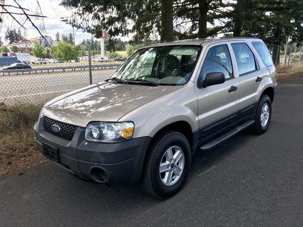 2007 Ford Escape 4wd Clean Le 136k Miles Cars Trucks In Vancouver Wa Offerup