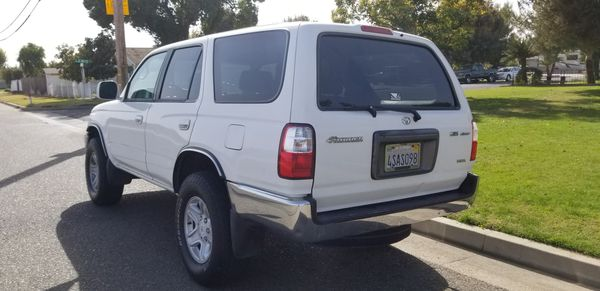 Used Car Dealerships In Fresno Ca >> 2001 toyota 4runner 4x4 for Sale in Fresno, CA - OfferUp