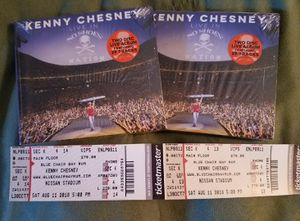 Kenny Chesney concert tickets for Sale in Nashville, TN