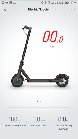 xiaomi m365 electric scooter Thumbnail