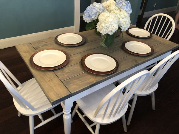 Foot Handmade Farm Table For Sale In Tampa FL OfferUp - Farm table tampa