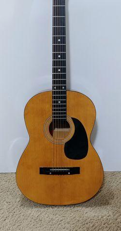 Guitar Excel by Dixon Model #C71D Thumbnail