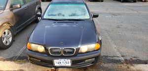 BMW 325i 2001 Navy blue for Sale in Sudley Springs, VA