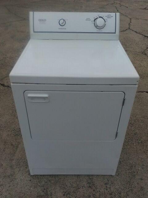 Heavy Duty Giant Capacity Plus Crosley Dryer Free Delivery