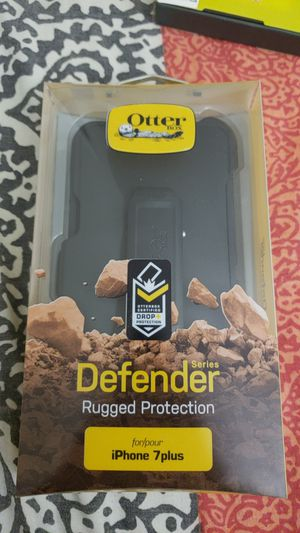 Rugged protection full case for Iphone 7 plus SEND OFFERS for Sale in Springfield, VA