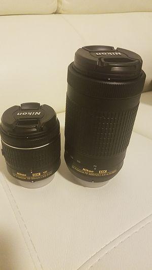 Nikon lenses for Sale in Boynton Beach, FL
