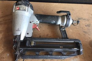 Porter Cable Air Nail Gun 18 Gauge for Sale in Frederick, MD