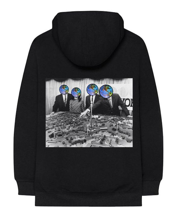 1ec4ae5133e6 Travis Scott Astro World Staff Official Hoodie Size L for Sale in ...