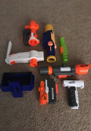 Nerf pieces for Sale in Bensalem, PA