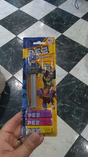 Batman Justice League Pez Dispenser for Sale in Orlando, FL