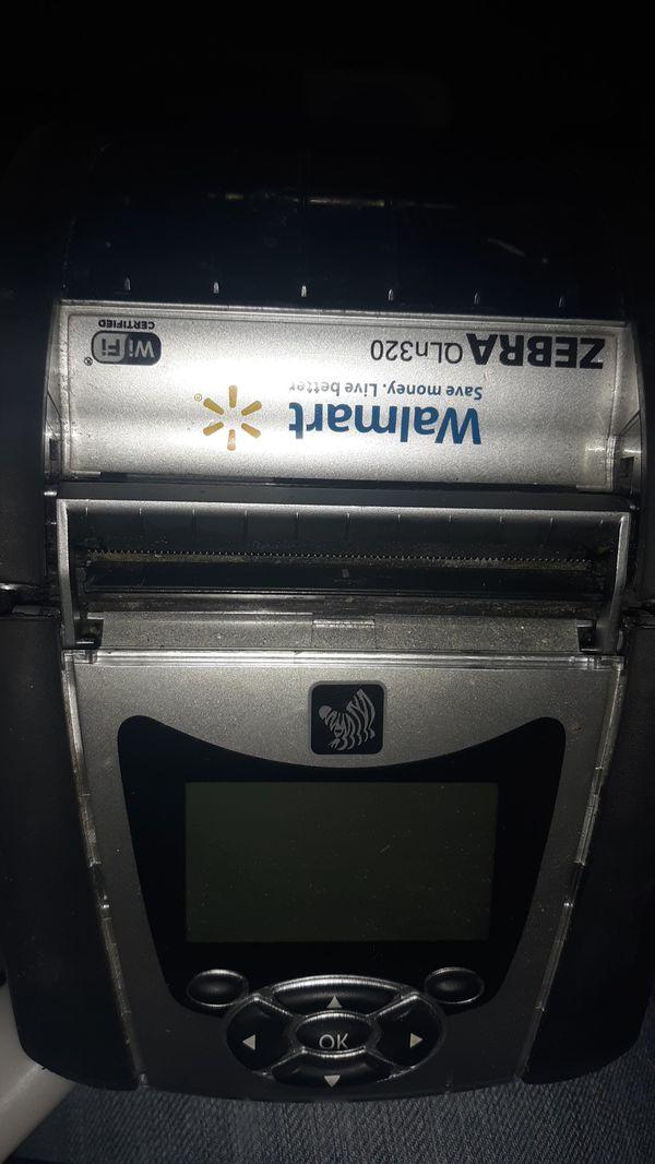 Zebra qln320 Printer for Sale in Bloomington, IN - OfferUp