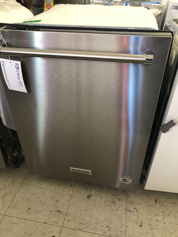 KitchenAid Dishwasher KDTE234G ⚡️🙈✔️⏰⏰🍂⚡️✔️✔️🍂🍂🔥🍂✔️🙈⚡️⏰✔️🍂 Appliance Liquidation Event!!!!!!! DBP