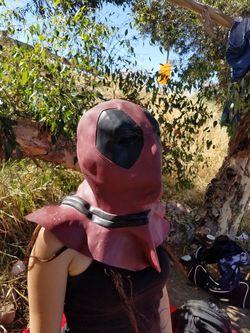 deadpool mask Thumbnail