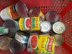 New food cans and more food for Sale in Springfield, VA