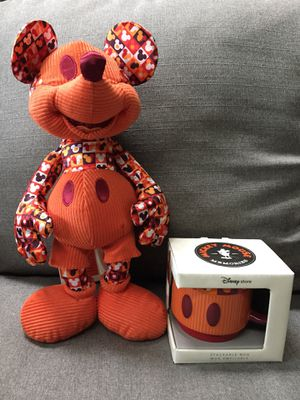 Mickey Mouse Disney memories plush for Sale in Kissimmee, FL