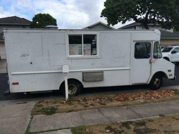 Lunch Truck For Sale >> Lunch Truck For Sale In Ewa Beach Hi Offerup
