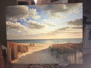 Beach canvas $20 for Sale in Montclair, VA