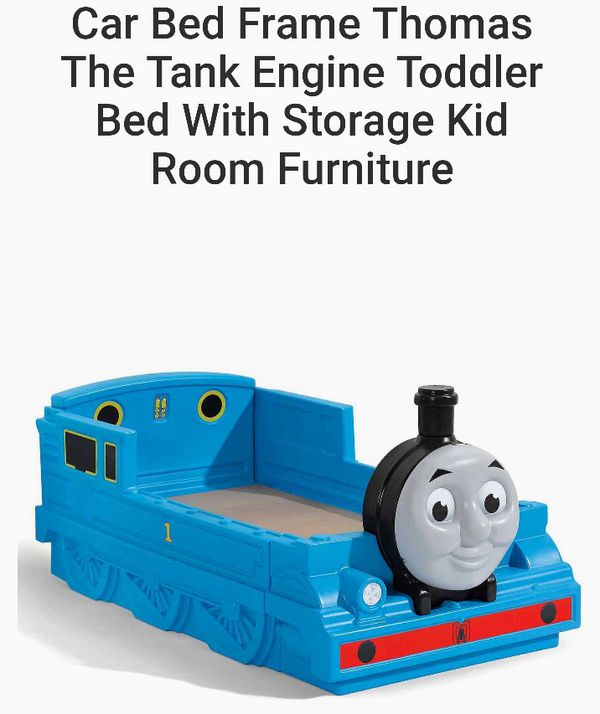 Thomas the Train Bed Frame for Sale in Wendell, NC - OfferUp