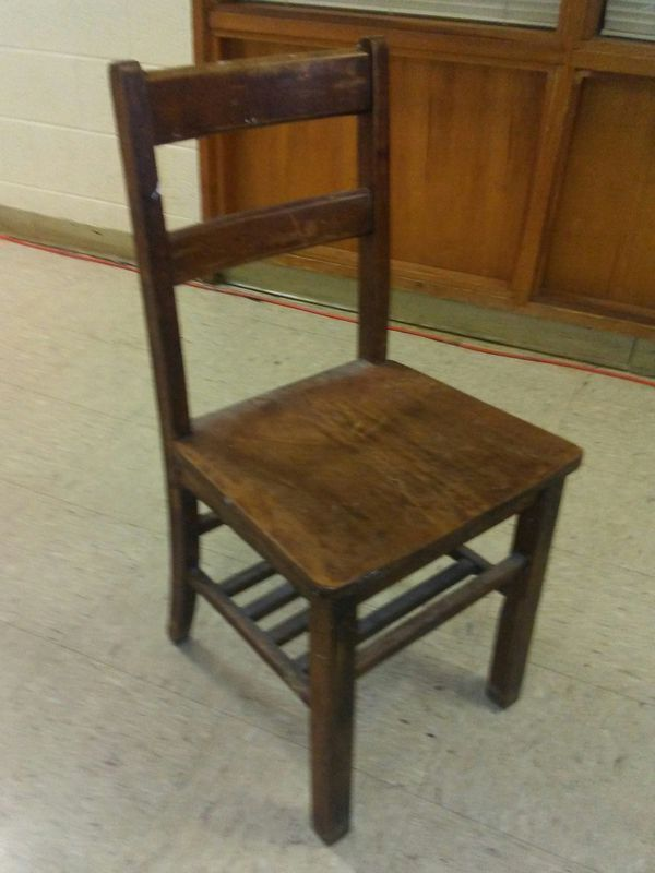 - Vintage School Chair (Antiques) In Norfolk, VA - OfferUp