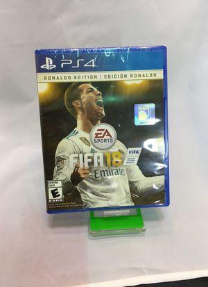 FIFA 18 Ronaldo Edition for Sale in Miami, FL