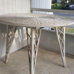 Wicker Table  Thumbnail