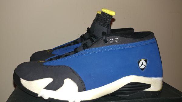 best sneakers 5f07c b455c Air jordan 14s laney for Sale in Miami, FL - OfferUp