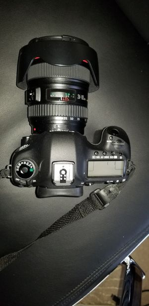 Canon 5D MK III for Sale in Silver Spring, MD