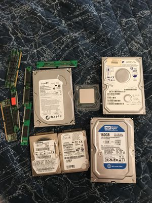 Computer parts for Sale in Sterling, VA
