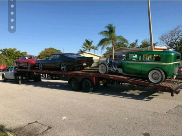 3 car carrier for sale for Sale in Miami, FL - OfferUp