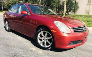 Only $4300 for a Fast Car ! 2006 Infiniti G35 ! Great Brand for Sale in Cheverly, MD