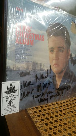 Elvis Christmas Album LPM -1951 for Sale in Montgomery Village, MD
