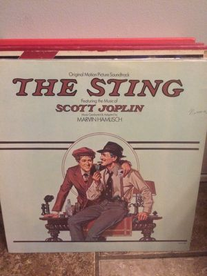 The Sting soundtrack record for Sale in St. Louis, MO